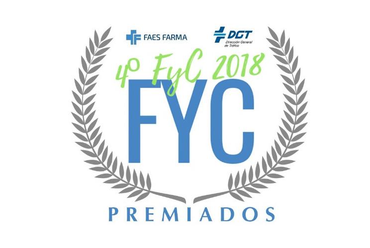 Portada Ganadores 4º Certamen FyC 2018