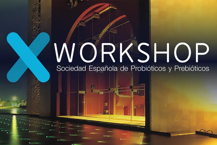 Imagen de portada del evento X Workshop de la Sociedad Española de Probióticos y Prebióticos (SEPyP)