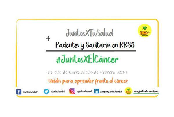 Imagen con portada de JuntosXTuSalud