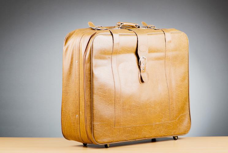 Imagen de una maleta