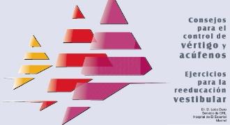 Imagen de la portada de Consejos para el control de vértigo y acúfenos