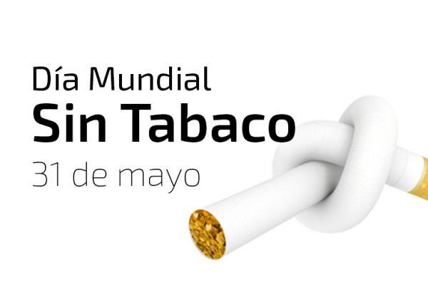 Imagen de un cigarrillo con un nudo