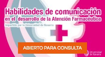 Imagen de la portada del Curso Atencion Farmaceutica