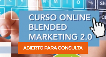 Imagen de la portada del Curso Online Blended Marketing 2.0