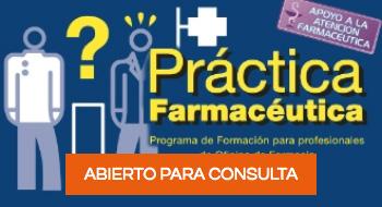 Imagen de la portada del Curso de Práctica Farmacéutica