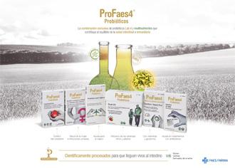 Imagen de un bodegón de productos ProFaes4
