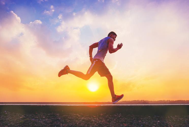 Correr y hacer deporte en verano