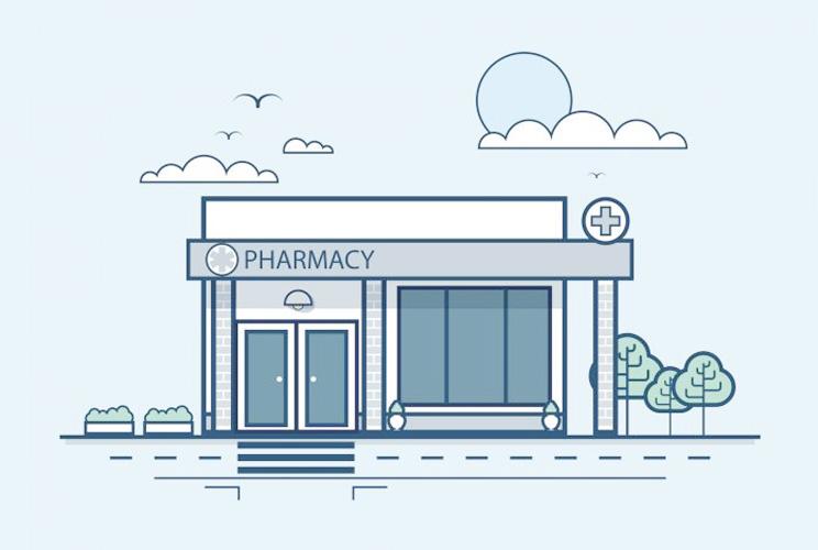 comprar oficina de farmacia