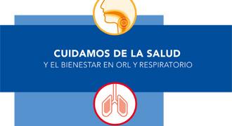 Imagen de la portada con ilustraciones de faringe y pulmones