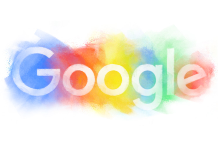 Logo Google posicionamiento digital