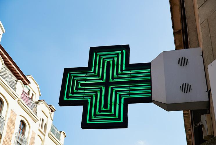 Farmacia agente social