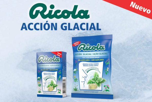Imagen de bodegón con los nuevos Ricola