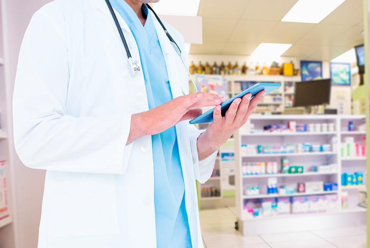 nuevas tecnologías farmacia