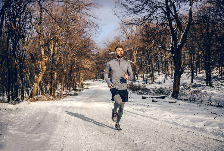 Deporte invierno farmacia