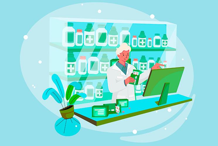 mostrador farmacia enfermedad rara