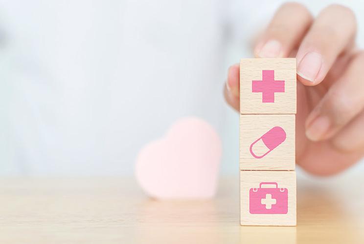 farmacia gestión categorías