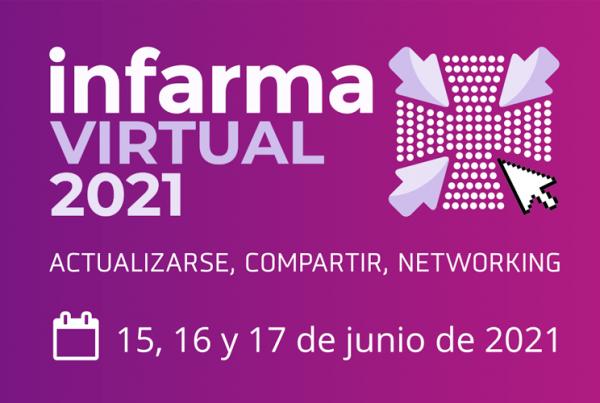 Imagen del cartel Infarma 2021