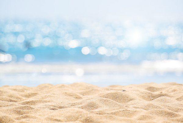 Playa y sol en verano