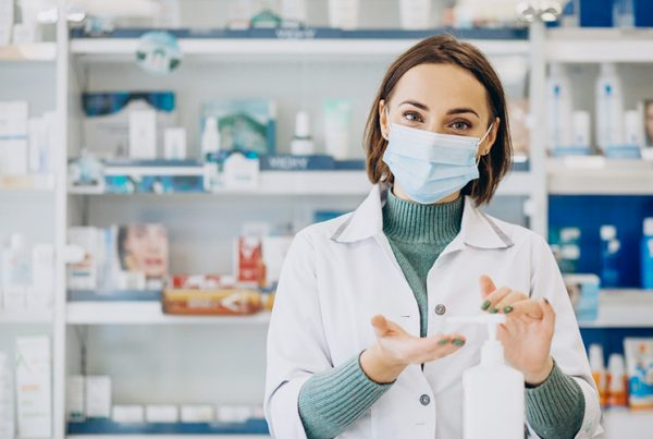 farmacéutica confianza